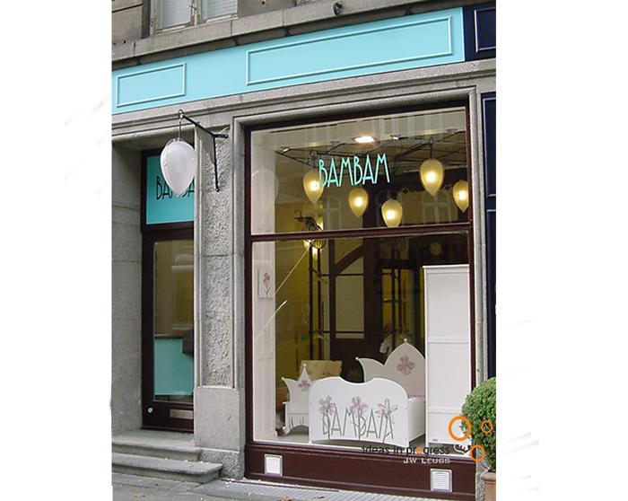 BAMBAM kinderwinkel
